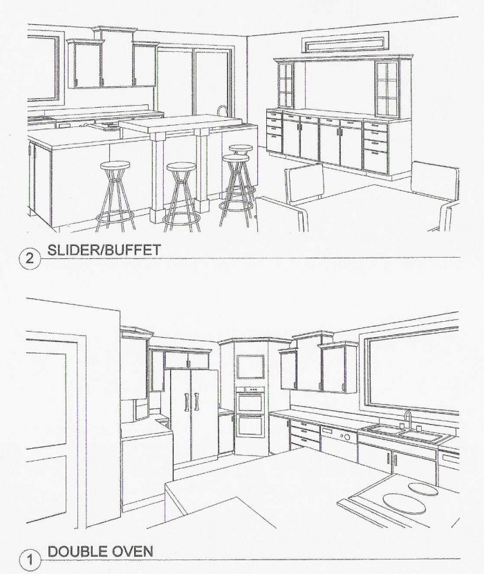 Great Kitchen Design Layout Templates Free 700 x 831 · 133 kB · jpeg